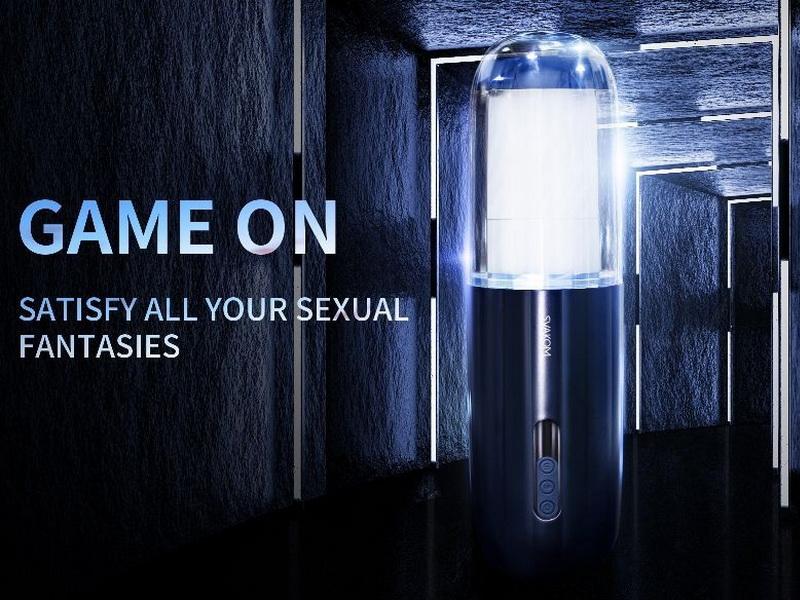Svakom Alex Neo - видео-обзор на мастурбатор